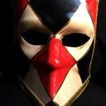 masque vénitien, loup vénitien, masque carnaval de venise, véritable masque vénitien, accessoire carnaval de venise, déguisement carnaval de venise, loup vénitien fait main Vénitien, Bauta, Losange