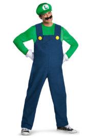 déguisement de luigi, déguisement mario et luigi, déguisement luigi adulte, déguisement luigi homme Déguisement Luigi™