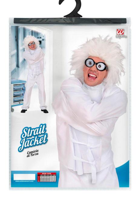 camisole de force déguisement, déguisement camisole de force, fausse camisole de force, accessoire déguisement adulte Camisole de Force