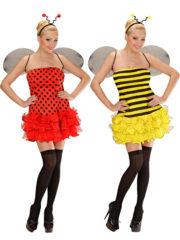 déguisement couple, abeille et coccinelle Déguisement Couple d'Insectes, Abeille et Coccinelle