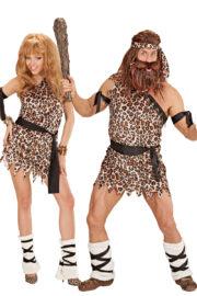 déguisements couples, déguisement couple cromagnon, déguisements homme et femme des cavernes Déguisement Couple Cromagnon, Homme et Femme des Cavernes