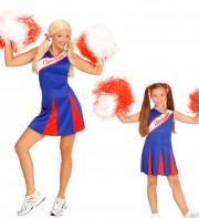 déguisements couples, déguisements cheerleader, déguisements pompom girl Cheerleader et Cheerleader Kid