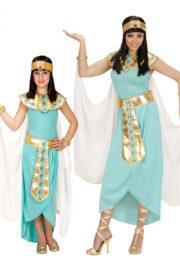 déguisements duos, déguisements couples, déguisements cléopatre Déguisement Couple Cleopatre, Mère et Fille