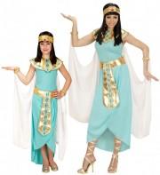déguisements duos, déguisements couples, déguisements cléopatre Cleopatre Egyptian Queen et Egyptian Queen Kid