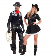 déguisements couples, déguisements cowboys, déguisements farwest Cowboy et Cowgirl