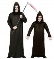 déguisements duos, déguisements couples, déguisements de la mort Faucheur et Faucheur Kid