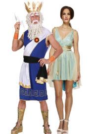 déguisement couple dieux, déguisement couple de l'antiquité, déguisement couple antiquité zeus et déesse, déguisement couple dieux et déesse Déguisement Couple de l'Antiquité, Zeus et Déesse