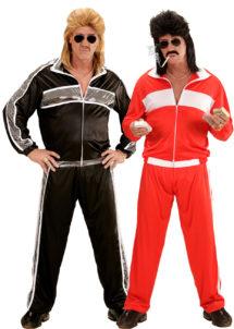 déguisements duos, déguisements années 80, déguisement couple années 80, déguisement couple survêtement, Déguisements Couple, Années 80, Survêtements