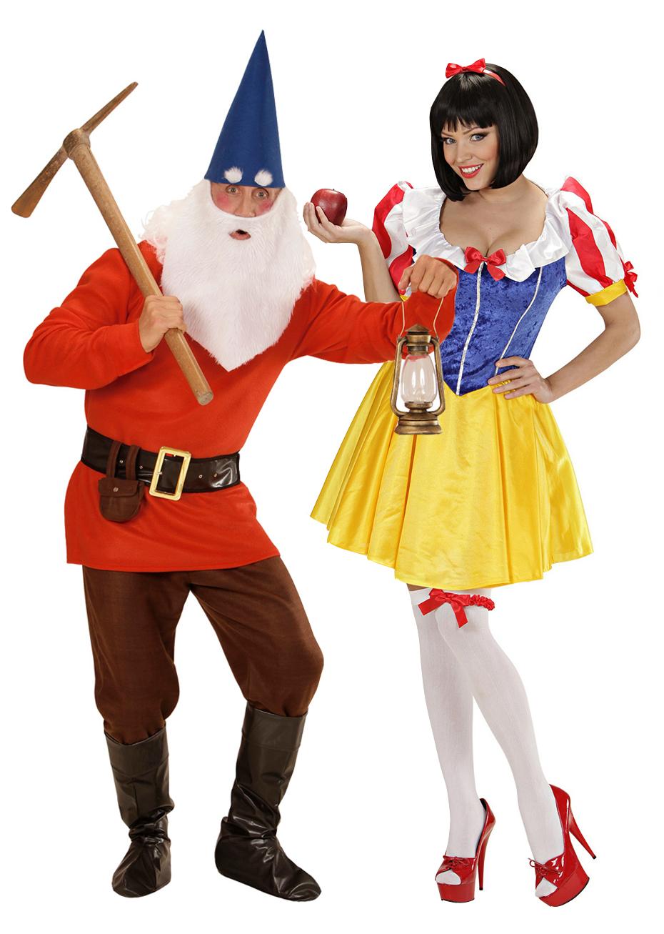 Simplet Nain Masque Blanche Neige Disney Conte De Fées Costume Déguisement Adulte Homme Masque