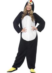 déguisement de pingouin adulte, déguisements d'animaux adultes, costume pingouin femme, déguisement pingouin femme, Déguisement de Pingouin, Combinaison Miss