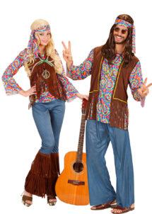 déguisements couples, déguisements hippies duos, déguisements psychédéliques, Déguisements Couple, Hippies Psychedeliques