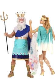 déguisements couples, déguisements dieux grecs, déguisements couples antiquité Déguisement Couple de l'Antiquité, Dieu et Déesse de l'Olympe