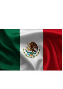 drapeau du mexique, drapeau mexicain, Drapeau du Mexique, 90 x 150 cm