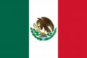 drapeau du mexique, drapeau mexicain Drapeau du Mexique