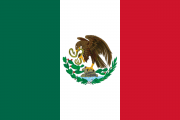drapeau du mexique, drapeau mexicain Drapeau, Mexique