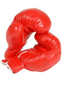 faux gants de boxe, accessoire boxeur déguisement, gants de boxe déguisement, accessoires boxe déguisement, Gants de Boxe