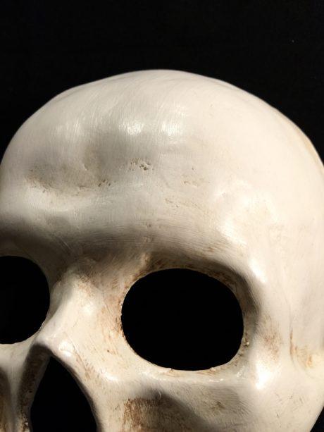 masque halloween, masque tête de mort, masque squelette, masque de déguisement, accessoire déguisement masque, masques de déguisement, Demi Masque Squelette