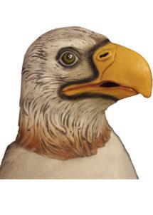 masque d'aigle, masque d'aigle latex, masque animal, masques d'animaux, masques aigle royal, Masque d'Aigle US, Latex