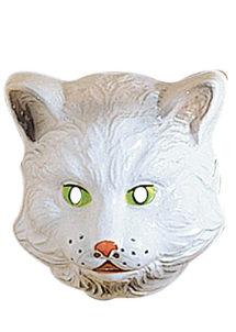 masque de chat, masques de chats enfants, masque de chat en plastique, masques pour enfants, Masque de Chat