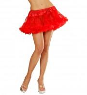 tutu déguisement pour femme, tutu rouge, jupon rouge, jupon femme, tutu femme déguisement, déguisement tutu, accessoire tutu déguisement, accessoire déguisement tutu rouge fluo, tutu rouge Tutu Jupon, Rouge