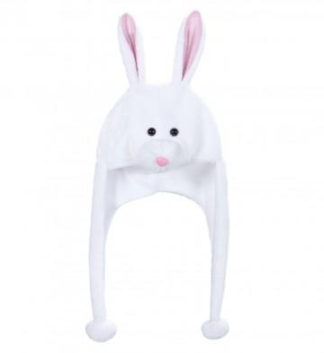 chapeaux de lapin, chapeau animaux, oreilles de lapin, coiffe de lapin, bonnet de lapin, chapeaux paris Chapeau de Lapin