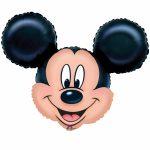 ballon hélium, ballon mickey, ballon disney, ballon anniversaire Ballon Aluminium, Oreilles de Mickey, Disney