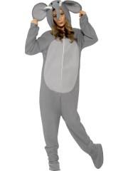 déguisement d'éléphant adulte, déguisement d'animaux adulte, costume d'éléphant femme, costume d'animaux pour femme, déguisement humour, costume d'éléphant adulte, costumes d'animaux adulte Déguisement d'Eléphante, Combinaison