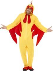 déguisement de poulet, déguisement poulet homme, déguisement animal homme, déguisement adulte animaux, costume de poulet Déguisement de Poulet, Combinaison