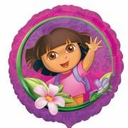 ballon hélium, ballon dora l'exploratrice, ballon anniversaire Ballon Aluminium, Dora l'Exploratrice