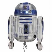 ballon hélium, ballon star wars, ballon R2D2 Ballon Aluminium, R2-D2, Star Wars