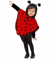 déguisement de coccinelle enfant, cape de coccinelle enfant, déguisement animaux enfants, déguisements filles Déguisement de Bébé Coccinelle, Fille