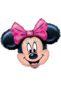 ballon hélium, ballon aluminium, ballon Minnie, ballon disney, ballons enfants, Ballon Oreilles de Minnie, en Aluminium
