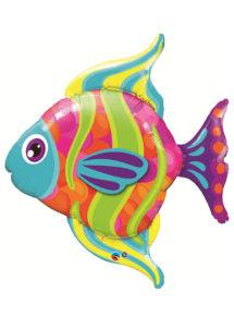 ballon hélium, ballon géant, ballon poisson, ballon animaux, ballon poisson tropical, Ballon Poisson Tropical, en Aluminium