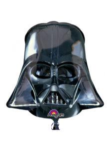 ballon hélium, ballon dark vador, ballon star wars, ballon super héros, Ballon Dark Vador, Star Wars, en Aluminium