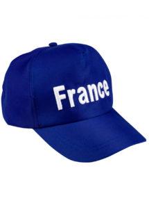 casquette france, supporter euro 2016, accessoires de supporter france, accessoires euro 2016, accessoires france euro 2021, boutique supporter, Casquette de Supporter France, Broderie