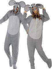 déguisement couple, déguisement d'éléphant, déguisement animaux Eléphant et Eléphante