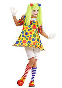 , Déguisement Clown Cerceau