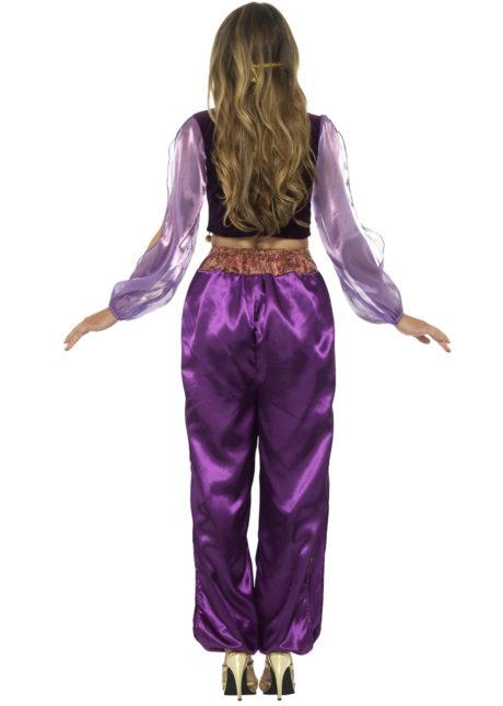 déguisement de danseuse orientale femme, costume jasmine femme, déguisement jasmine femme, costume danseuse orientale, déguisement femme orientale, Déguisement Danseuse Princesse Orientale