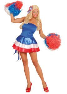 déguisement de miss france, déguisement france, pompom girl france, supporter france, supporter équipe de france, costume de miss france, Déguisement Miss France