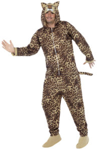 déguisement de léopard, déguisements d'animaux, déguisement jungle, costume de léopard adulte, déguisement léopard homme, Déguisement de Léopard, Combinaison