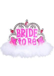 couronne, EVJF, diadème, enterrement de vie de jeune fille, Diadème Enterrement de Vie de Jeune Fille, Bride To Be