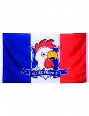 drapeau équipe de france, euro 2016, drapeau france, supporter france, supporter des bleus, drapeaux français, drapeaux france Drapeau de Supporter Equipe de France