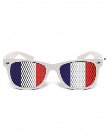 lunettes france drapeau aux feux de la f te paris. Black Bedroom Furniture Sets. Home Design Ideas