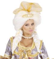 perruque de marquise, perruque femme, perruque historique, perruque de comtesse Perruque de Marquise, Fantasy Queen