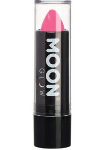 maquillage fluo, soirée fluo, rouge à lèvres fluo, accessoire soirée fluo déguisement, accessoire fluo déguisement, maquillage fluo, rouge à lèvres fluorescent, Rouge à Lèvres Rose Bright, Fluo