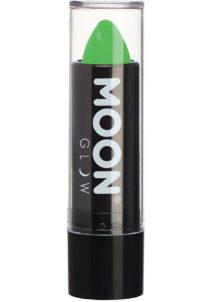 maquillage fluo, soirée fluo, rouge à lèvres fluo, accessoire soirée fluo déguisement, accessoire fluo déguisement, maquillage fluo, rouge à lèvres fluorescent, Rouge à Lèvres Vert Bright, Fluo