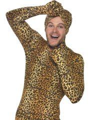déguisement second skin, déguisement combinaison seconde peau, déguisement morphsuit, déguisement animaux, déguisement léopard, déguisement guépard Déguisement de Léopard, Combinaison Seconde Peau