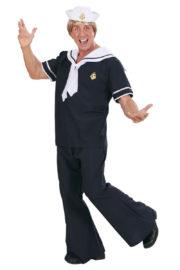 déguisement de marin homme, costume de marin, déguisement de matelot, costume de la marine, déguisement marine pour homme Déguisement Marin, Matelot Navy