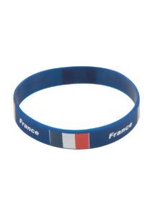 bracelet france, accessoire supporter, coupe du monde, euro, Bracelet de Supporter France