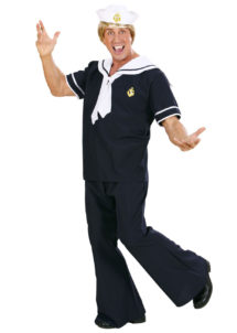 déguisement de marin homme, costume de marin, déguisement de matelot, costume de la marine, déguisement marine pour homme, Déguisement de Marin, Matelot Navy